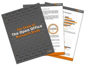 state of the open plan office research study