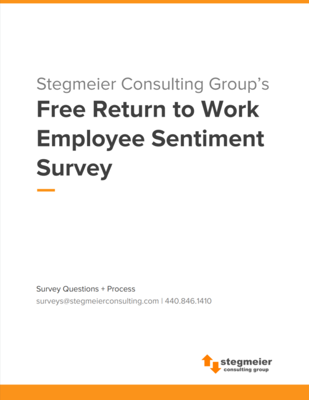 Our Free COVID-19 Return-to-Work Employee Sentiment Survey