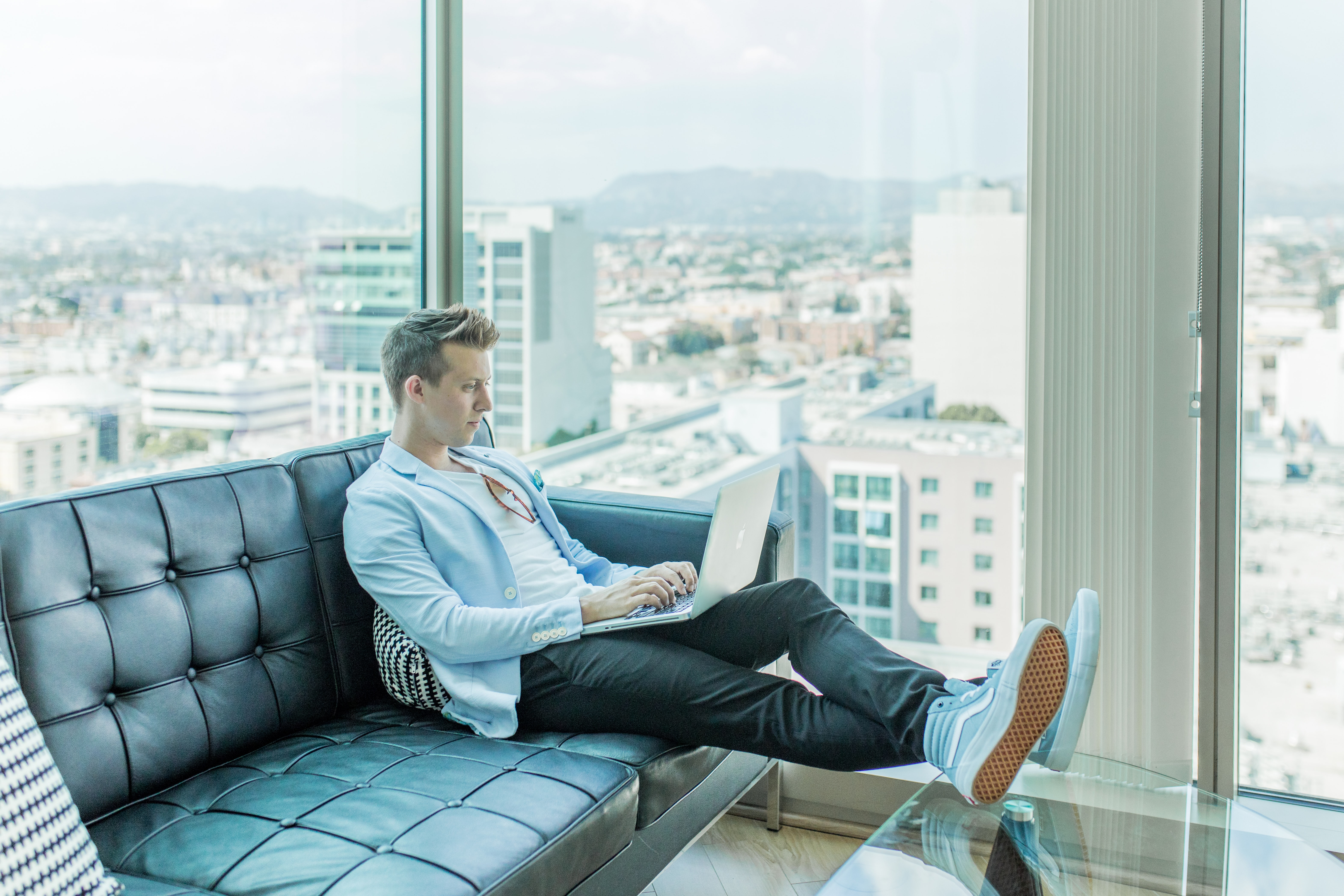 autonomy and authority is reflected in employees' freedom in utilizing new office spaces as they're intended