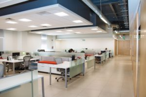 studying space utilization in the physical workplace helps identify cost-saving measures