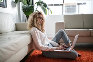 remote workers have the freedom to choose their homes as their physical workplace